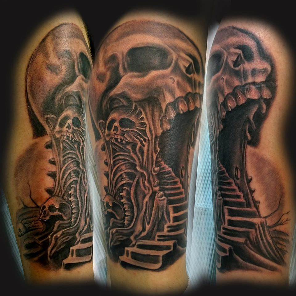 Hourglass Ink Tattoo Studio | custom tattoo shop worcester
