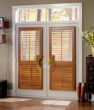 Shutters The Blind Man Window Coverings Tucson, AZ Blinds Shades