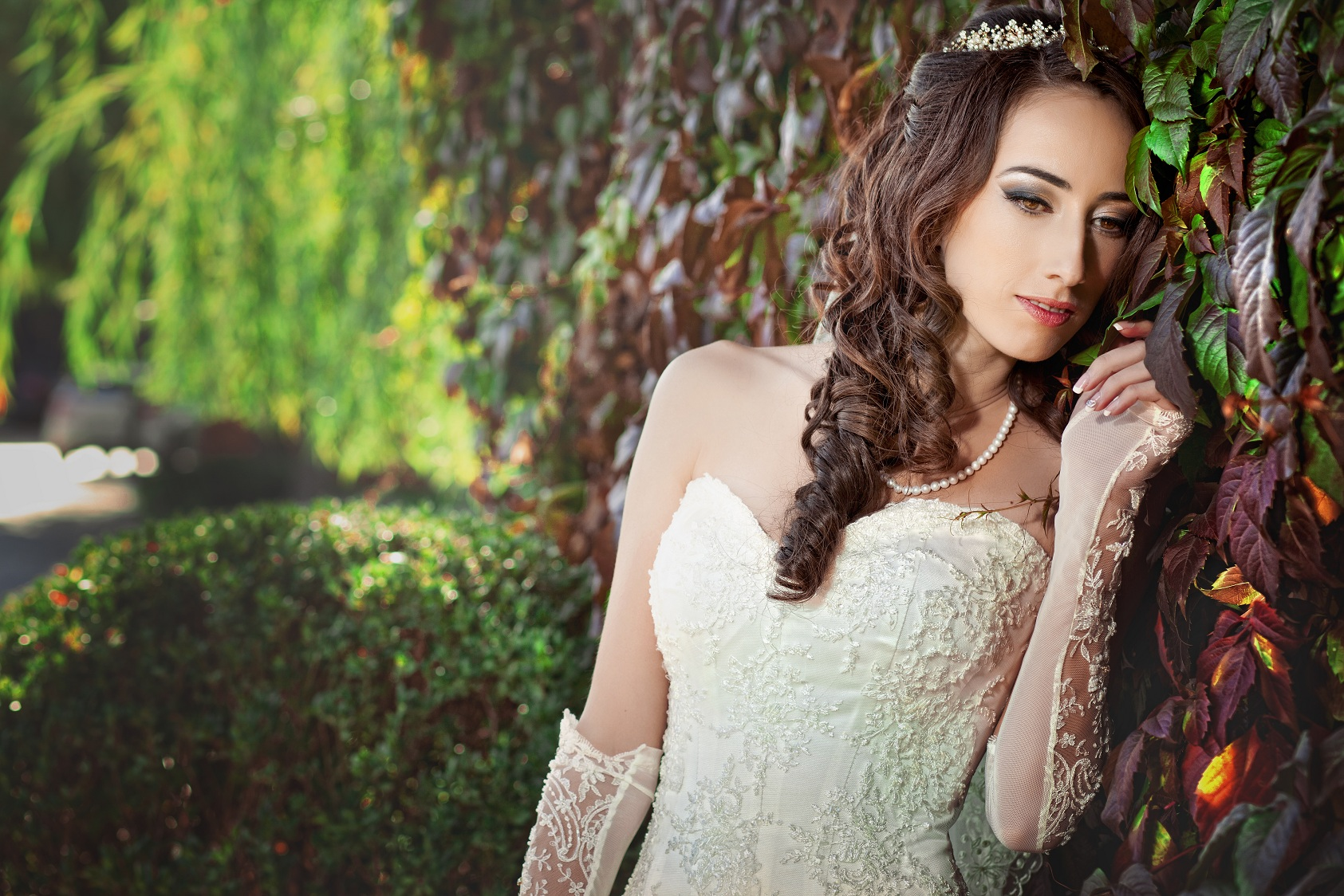 Свадебный макияж в батайске
