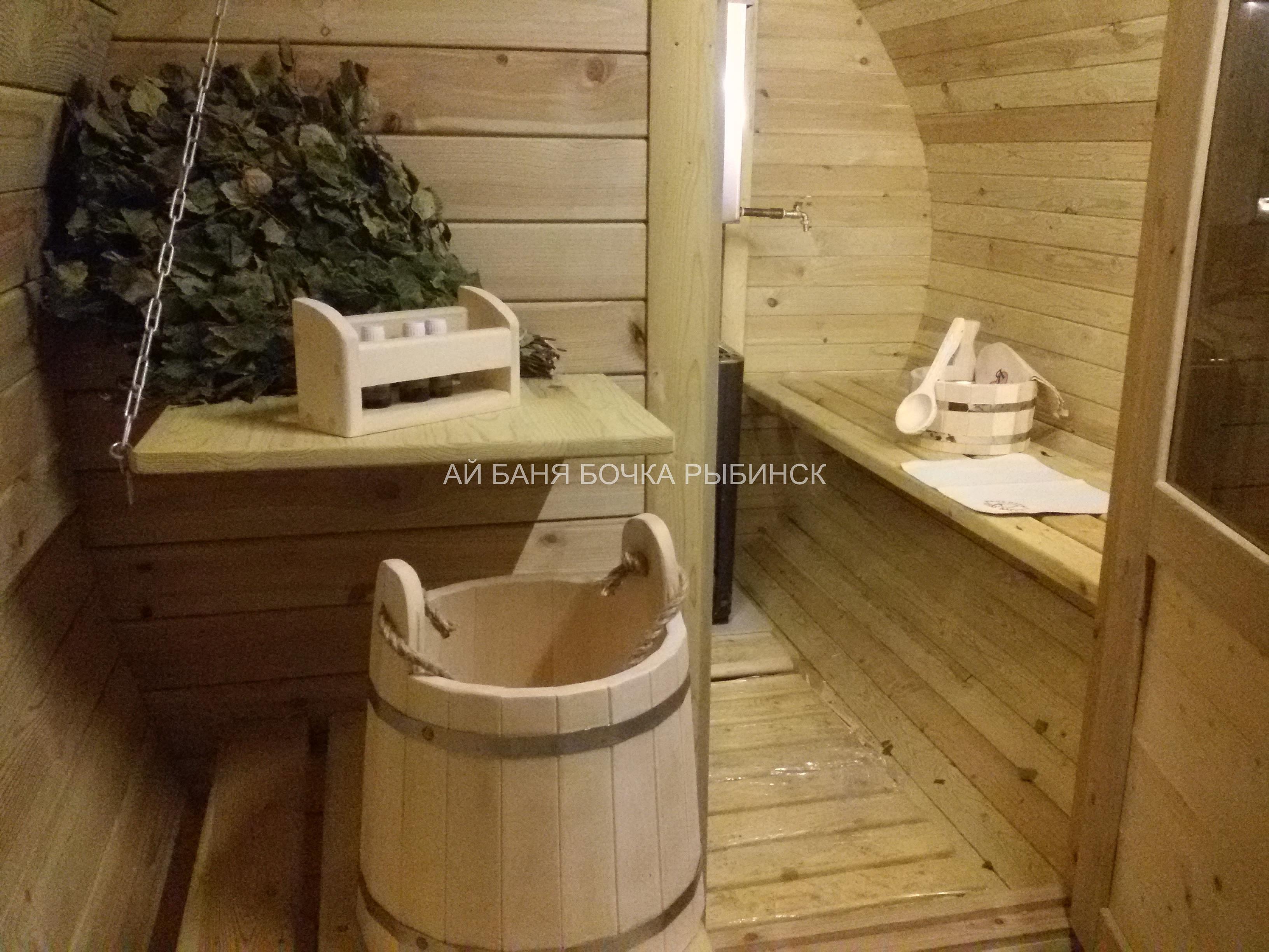 Как сделать кадушки для бани