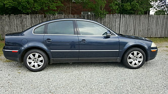 2005 VW Passat