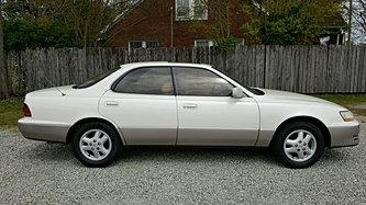 1993 Lexus