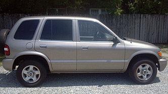 2002 Kia Sportage