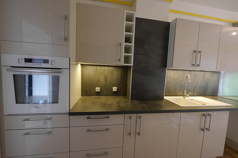 installation cuisine castorama meylan. Black Bedroom Furniture Sets. Home Design Ideas