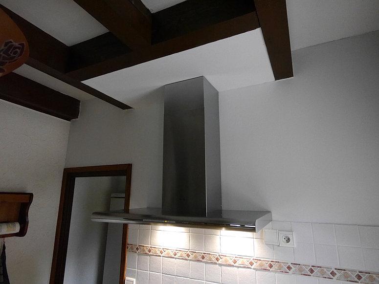 remplacement d 39 une hotte saint ismier. Black Bedroom Furniture Sets. Home Design Ideas