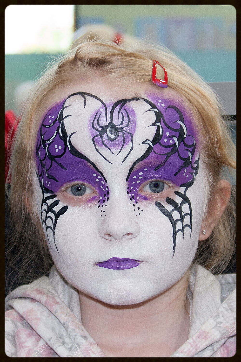 Happy Face Painting