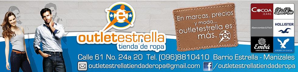 OutletEstrella, Outlet estrella manizales tienda de ropa