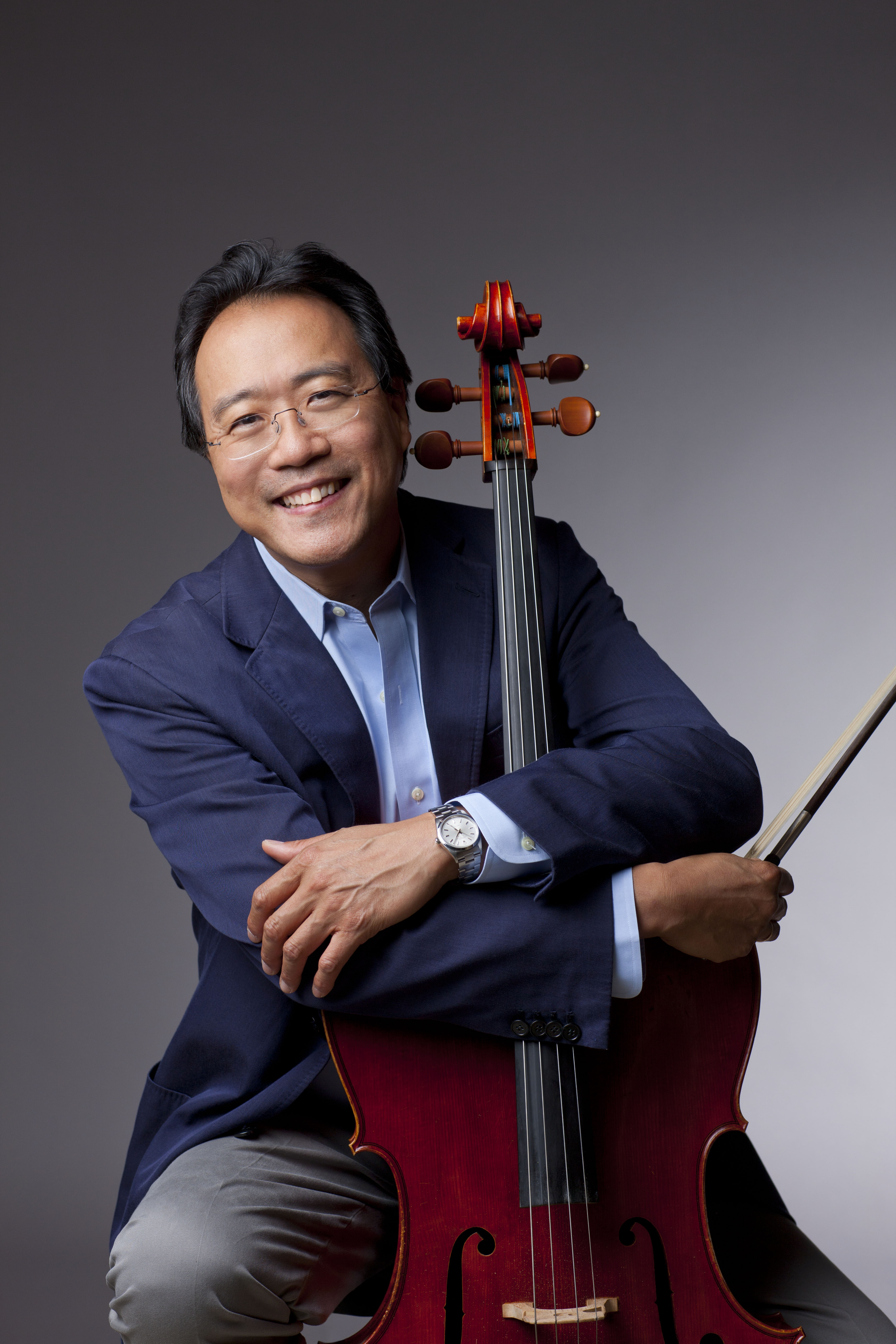 Yo-Yo Ma earned a  million dollar salary - leaving the net worth at 9 million in 2018