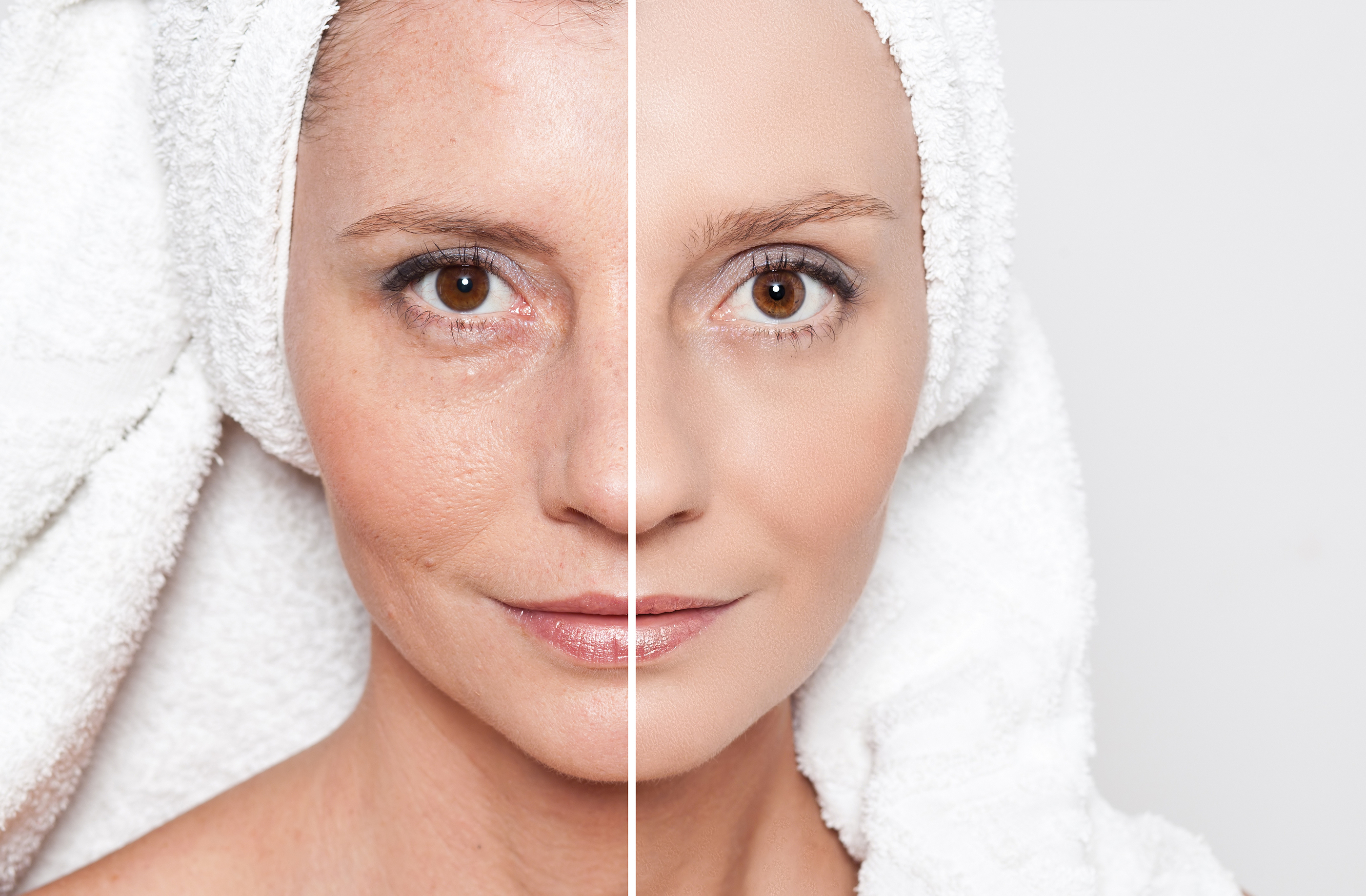 how to get smooth clear face naturally