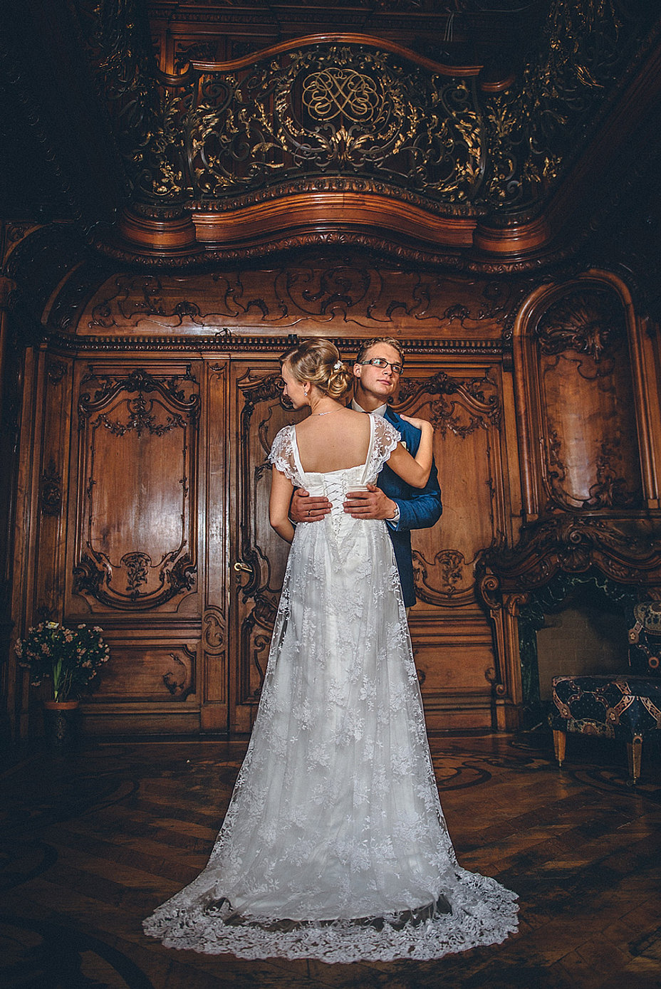 Calcutta berlin wedding