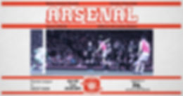 Next Arsenal match presented by Boston Gooners at Lir