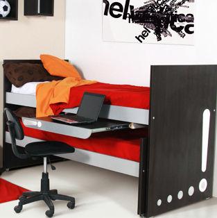 Gabriela tarantini - Cama nido con escritorio ...