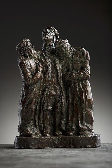 Rabbi, Shamash and Gabba.jpg
