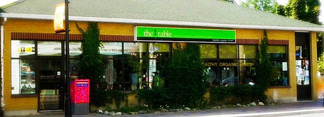 The table restaurant vegetarian restaurant ottawa for Table 85 ottawa