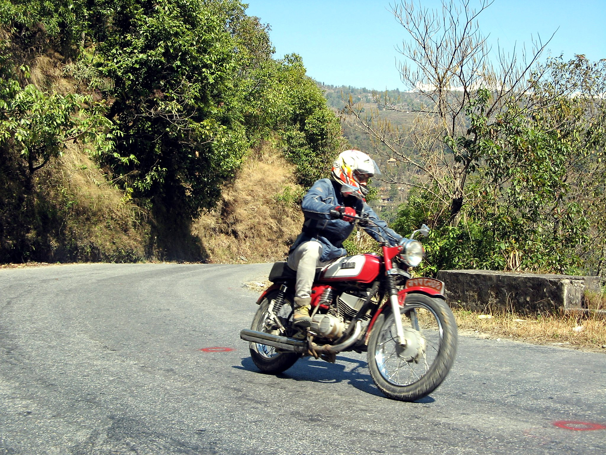 Nepal Motorcycle Tours