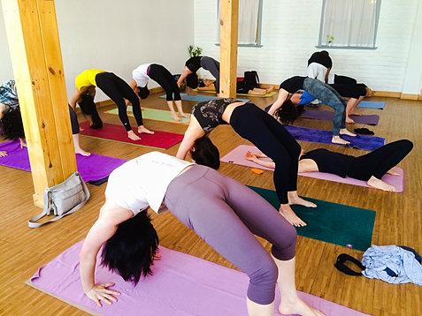 Studio Prana Yoga Classes In Delhi