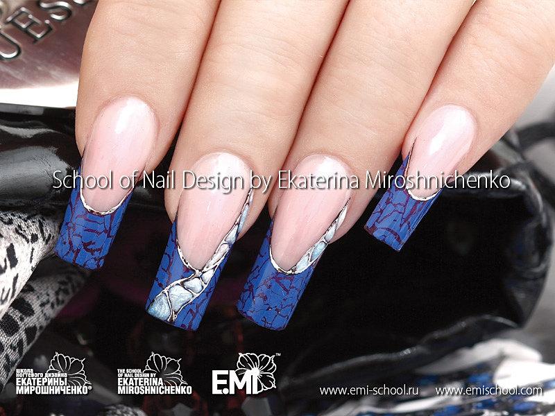 Мирошниченко дизайн ногти