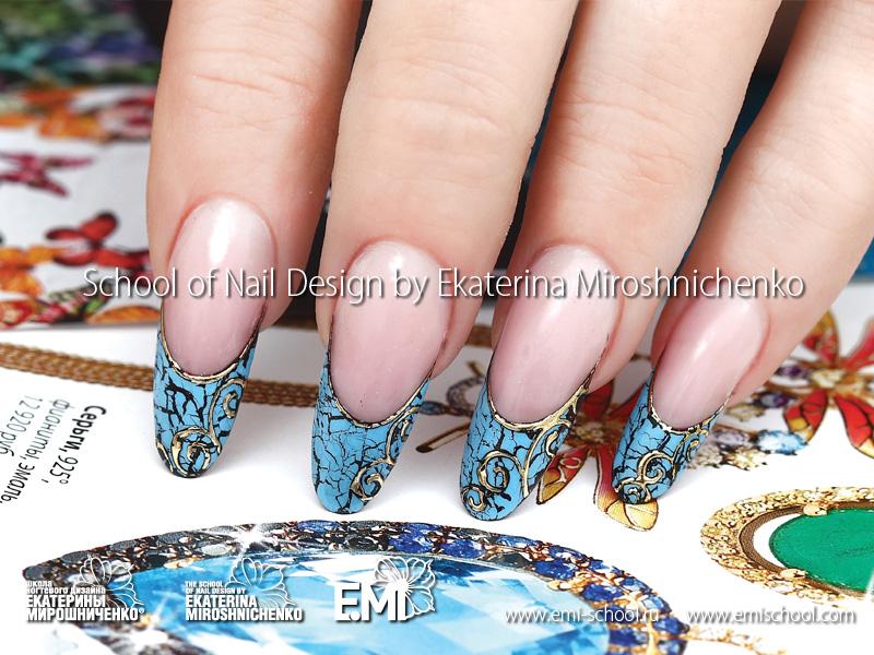 Фото дизайн ногтей екатерины мирошниченко