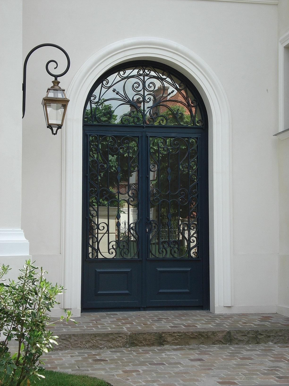 Amazing Porte D Entree Fer Forge #7: Charming Porte D Entree Fer Forge #1:  842aed_7286f6b8bc60b6939dbadee04d06eebe.jpg_srz_1224_1632_85_22_0.50_1.20_0