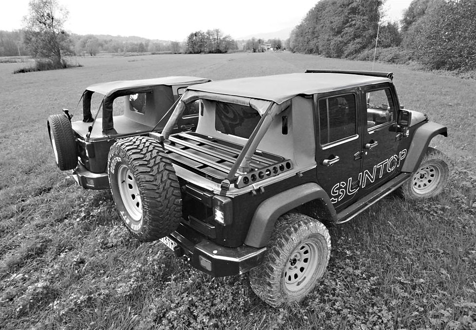 Jeep Wrangler Unlimited Soft Top >> SUNTOP
