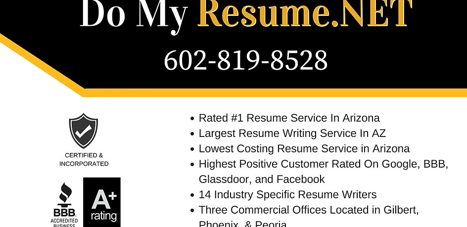 resume writing service ratings Bbb's business profile for top resume writing & career services, business reviews and ratings for top resume writing & career services in huntsville, al.
