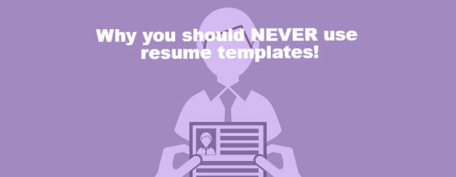Superb Several Reasons To Never Use MS Word Resume Templates