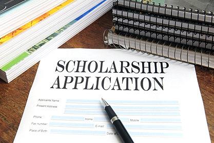 Scholarship Help please?
