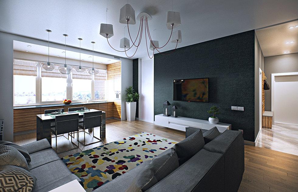 3d дизайн интерьера фото
