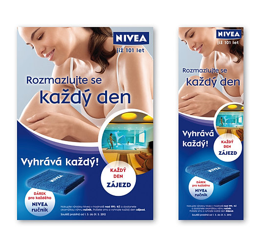 Nivea advertisement competition