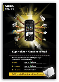 Nokia N97 mini - competition