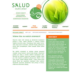 Salud - healthy life style studio
