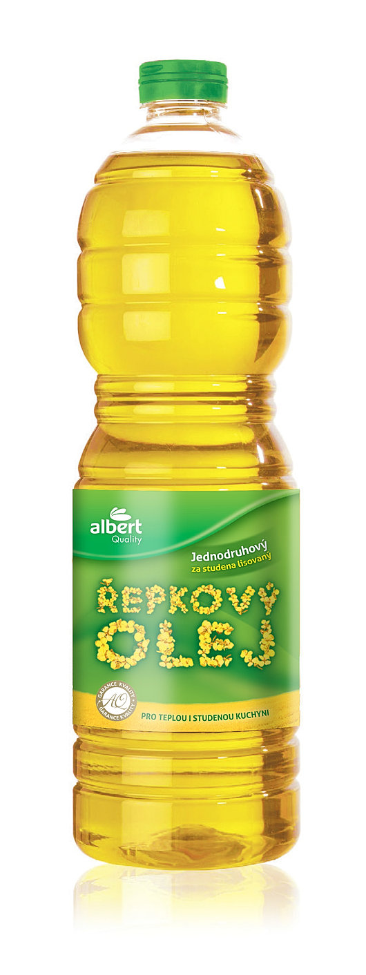 Albert Quality - rape oil