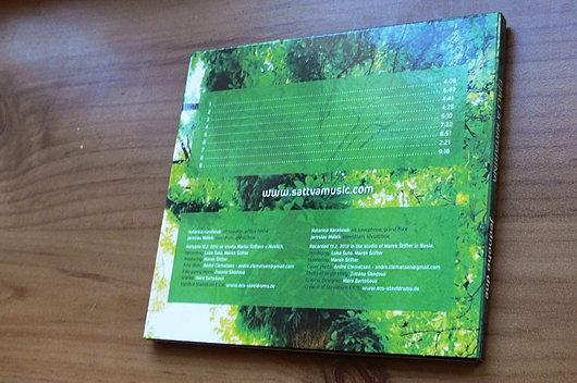 Ejali a Katarína - album Jednoho Dne