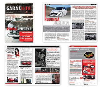ACI car parts magazine