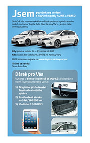 Toyota newsletter