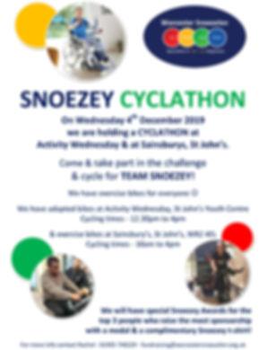 SNOEZEY CYCLATHON