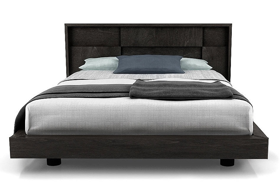 Domicile Furniture Cubic Bed