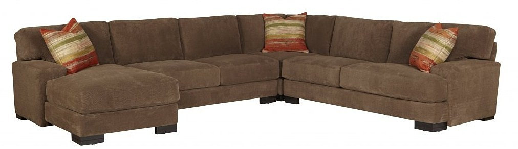 Domicile Furniture Burton Sectional