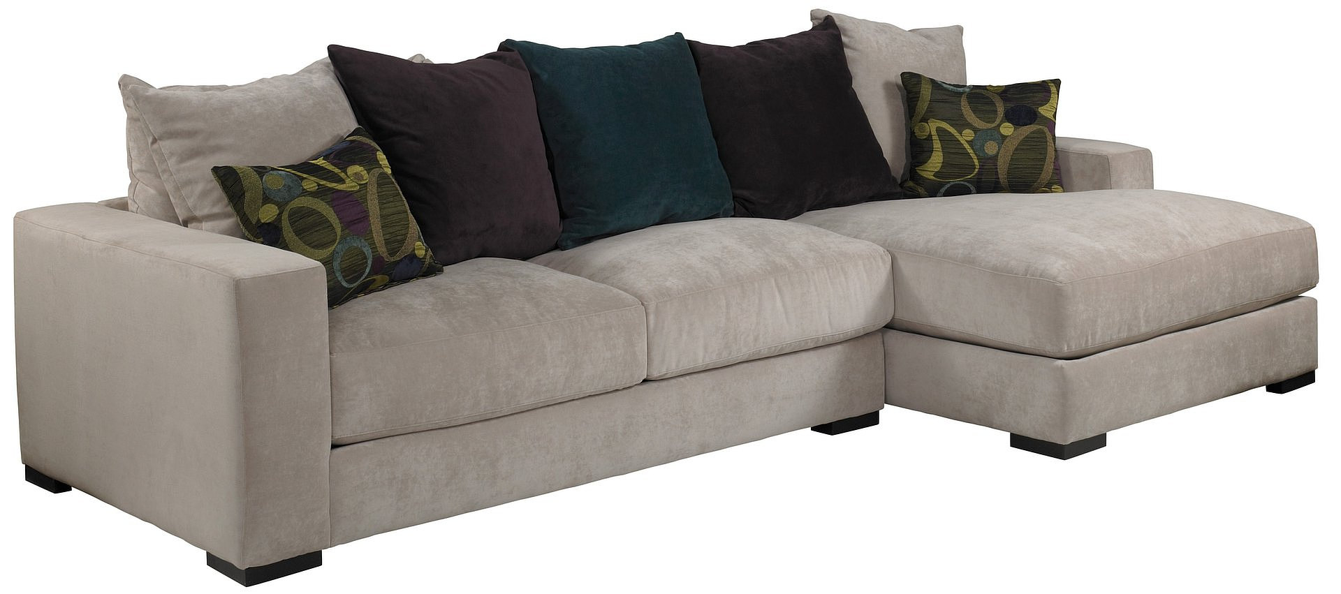 Domicile Furniture Lombardy Sectional