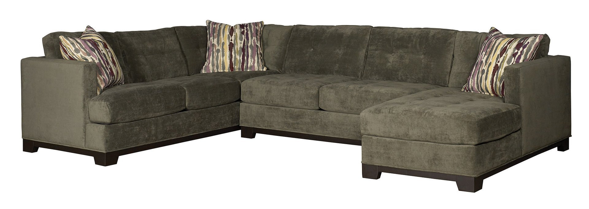 Domicile Furniture Landon Sectional
