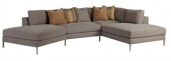 Domicile Furniture Waldorf Sectional
