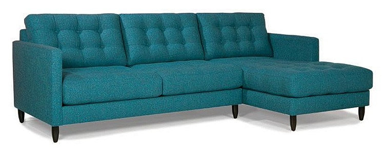 Domicile Furniture James Sectional