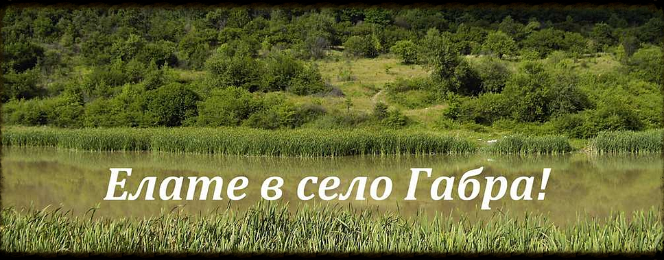село Габра