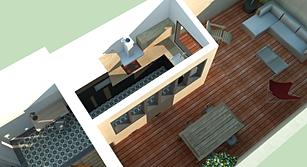 B m r novation architecte int rieur for Chambre 8m2 architecte