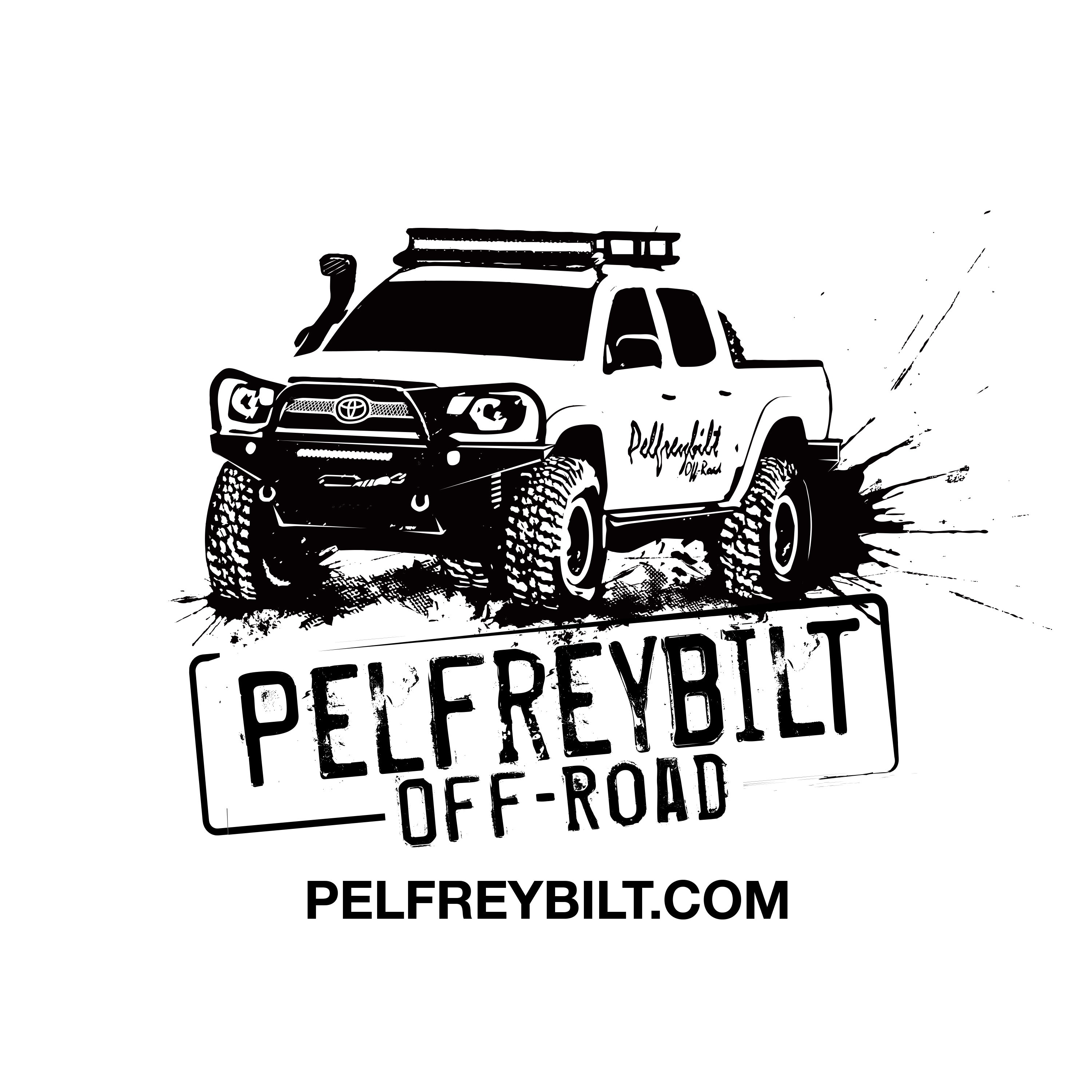 toyota 4runner cartoon