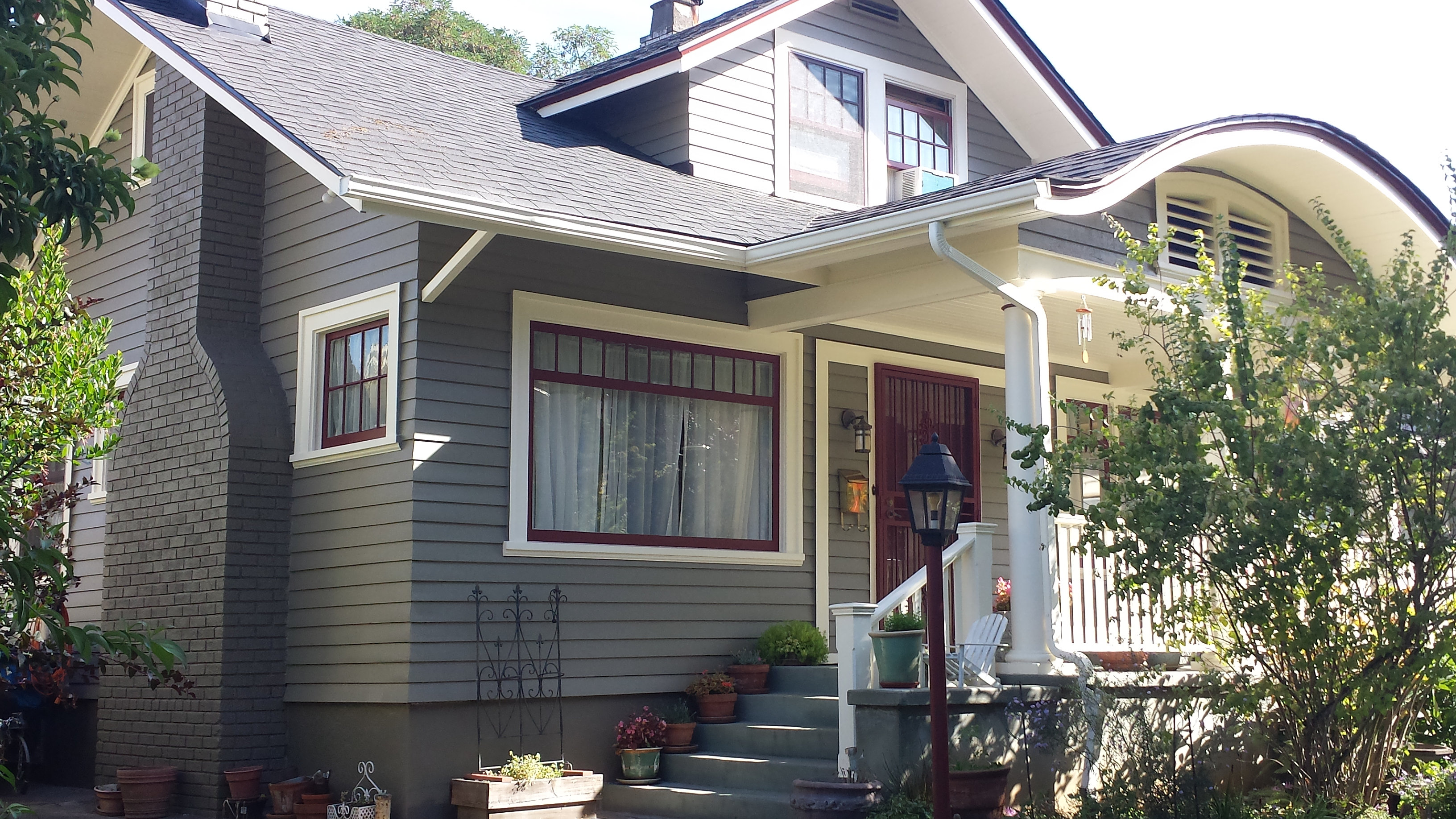 Posten Painting Inc Residential Commercial Portland Oregon Residential Exterior Painting