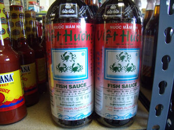 Asiangrocery sauces marinades for Viet huong fish sauce