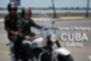 CUBA Bikers a dream coming true