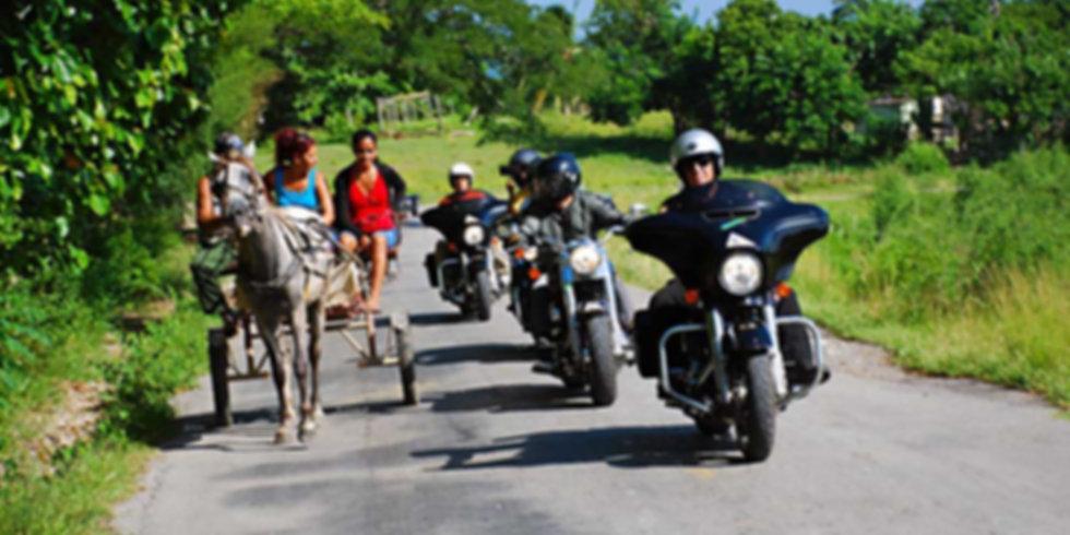 CUBA Bikers | Harley Davidson Modelle Modellübersicht