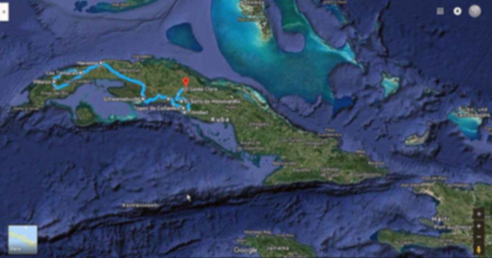 CUBA Bikers | Motorrad Rally LAMA Club Ulysses Kuba